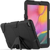 Samsung Galaxy Tab A 10.1 (2019) Hoesje - Heavy Duty Case - Zwart