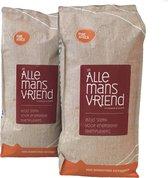 2 x De Allemansvriend 1.000 gram Arabica koffiebonen | Ethiopië