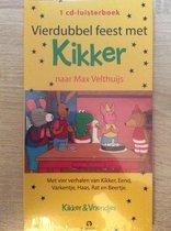 Vierdubbel feest met Kikker (Luisterboek)