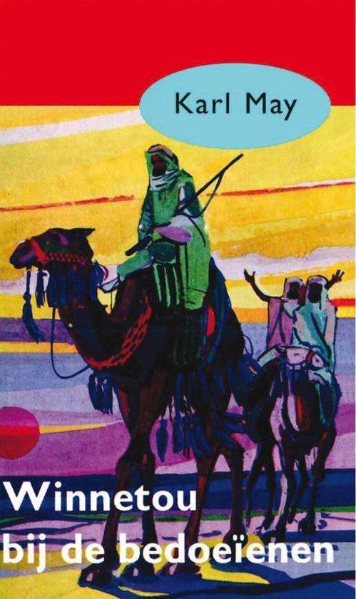 Karl May 11 - Winnetou bij de bedoeïenen - Karl May | Readingchampions.org.uk