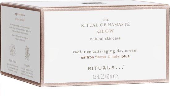 RITUALS The Ritual of Namaste Radiance Anti-Aging Day Cream - 50 ml