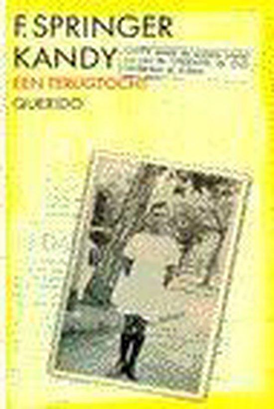 Kandy. een terugtocht (geb) - F. Springer |