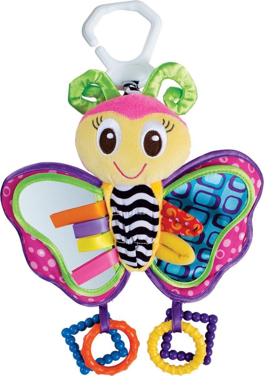 Playgro Activiteitenspeeltje Vlinder - Knuffeldier - Playgro