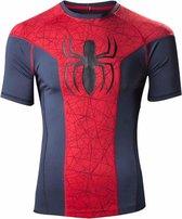 SPIDER-MAN - T-Shirt Sport Logo (XL)
