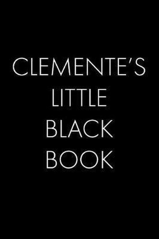 Clemente's Little Black Book