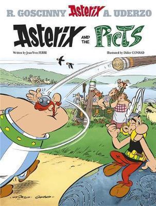 Afbeelding van Asterix #35 Asterix and the Picts