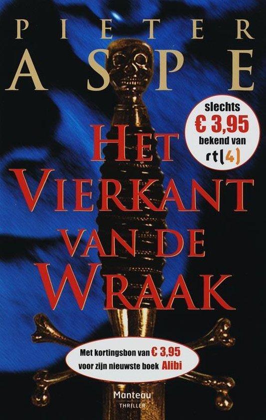 Het vierkant van de wraak - Pieter Aspe  