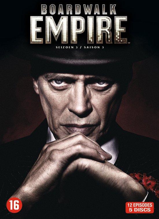 Cover van de film 'Boardwalk Empire'