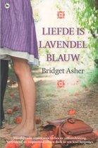 Liefde is lavendelblauw
