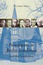 Prominente in Berlin-Friedenau