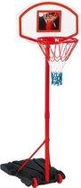 Basketbalstandaard met Basket
