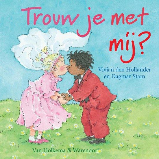 Lisa en Jimmy - Trouw je met mij? - Vivian den Hollander |