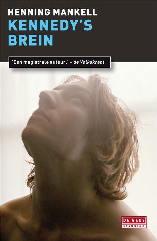 Kennedy's brein - Henning Mankell |