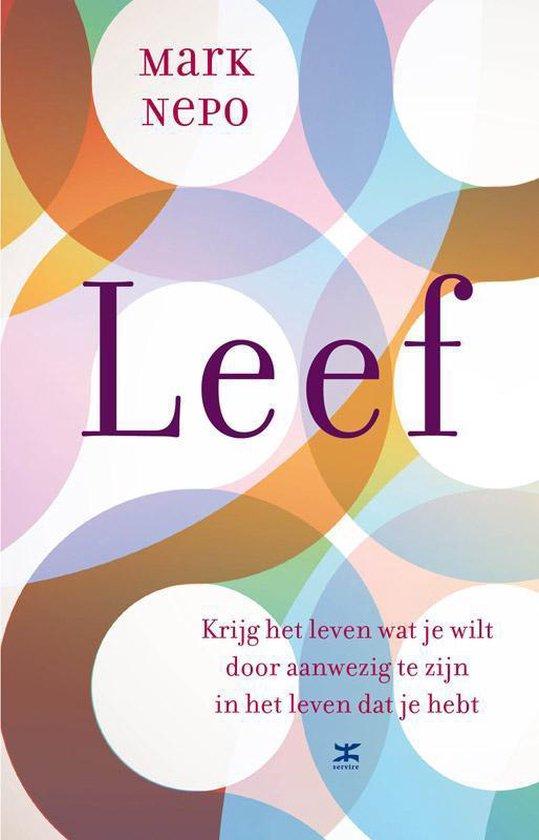 Leef - Mark Nepo |