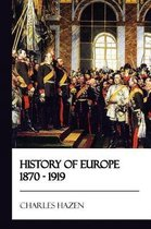 History of Europe 1870 - 1919
