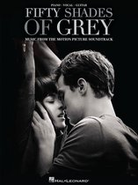 Boek cover Fifty Shades of Grey Songbook van Hal Leonard Publishing Corporati