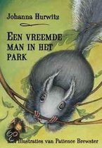 Een Vreemde Man In Het Park