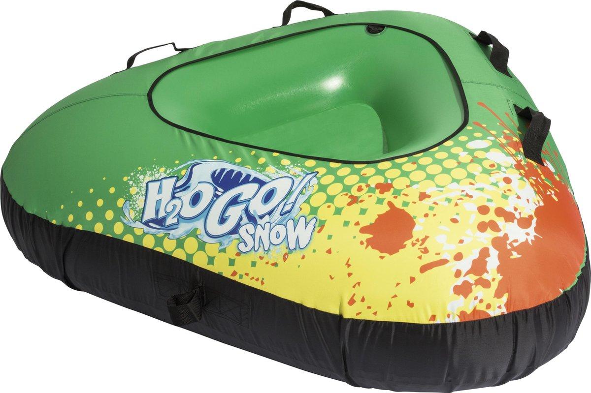 Bestway - H2OGO! SNOW - Winter Rush beklede opblaasbare slee