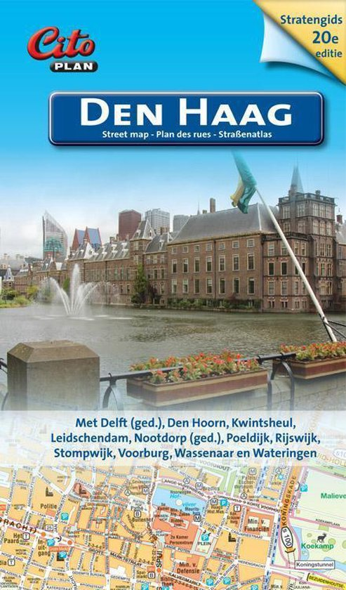 Citoplan - Stratengids Den Haag - none  
