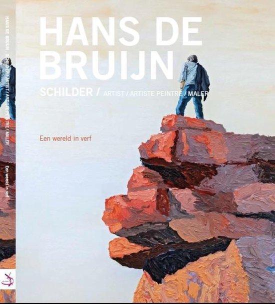 Een wereld in verf - Hans de Bruijn |