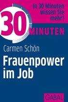 Boek cover 30 Minuten Frauenpower im Job van Carmen Schön