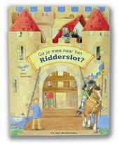 Ga je mee? kartonboek met flapjes - Ga je mee naar het ridderslot?