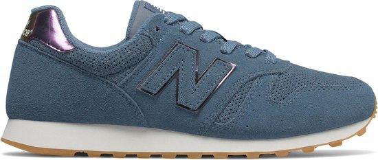 New Balance 373 Sneakers - Maat 36.5 - Vrouwen - blauw/paars