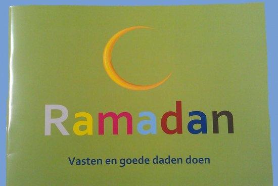 Ramadan, vasten en goede daden doen - Aicha Tou  