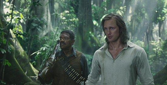 The Legend of Tarzan (3D Blu-ray) - Film