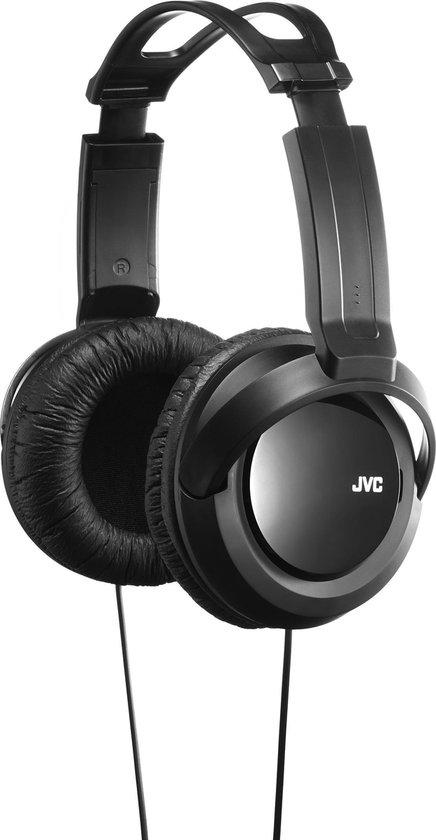 JVC HA-RX330 - Over-ear koptelefoon - Zwart