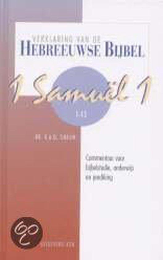 Cover van het boek '1 Samuel / Hoofdstuk 1-15'