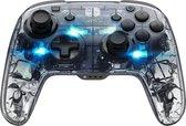 AfterGlow Draadloze Deluxe Controller - Nintendo Switch - Zilver