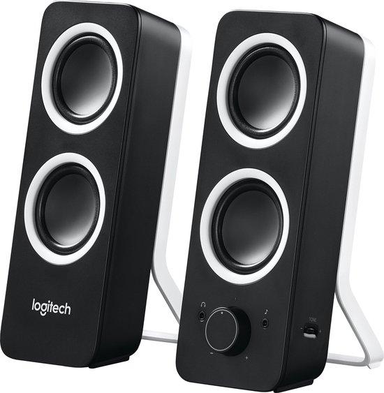Logitech Z200 - Multimedia Speakers - Zwart