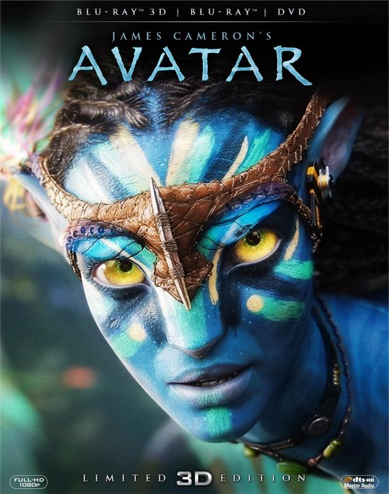 Avatar (Collector's Edition) (3D+2D Blu-ray)