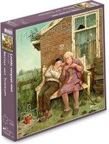 Puzzel Liefde vergaat niet - Marius van Dokkum (1.000 stukjes)