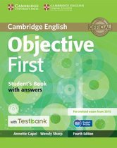 Objective First 4th edition student'sbook+answers+CD-ROM+ te