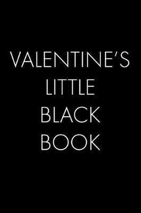 Valentine's Little Black Book