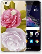 Huawei P8 Lite 2017 Uniek TPU Hoesje Roses