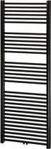 Sanifun handdoekradiator Medina Centro 1600 x 500 Zwart