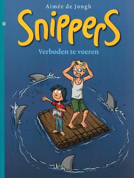 Snippers 03. verboden te voeren - Aimee de Jongh pdf epub