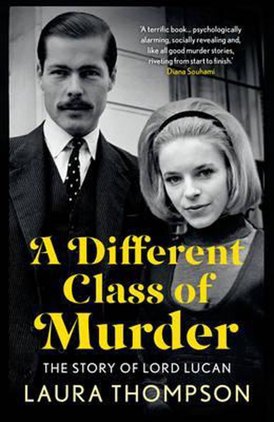 Boek cover A Different Class of Murder van Laura Thompson (Paperback)