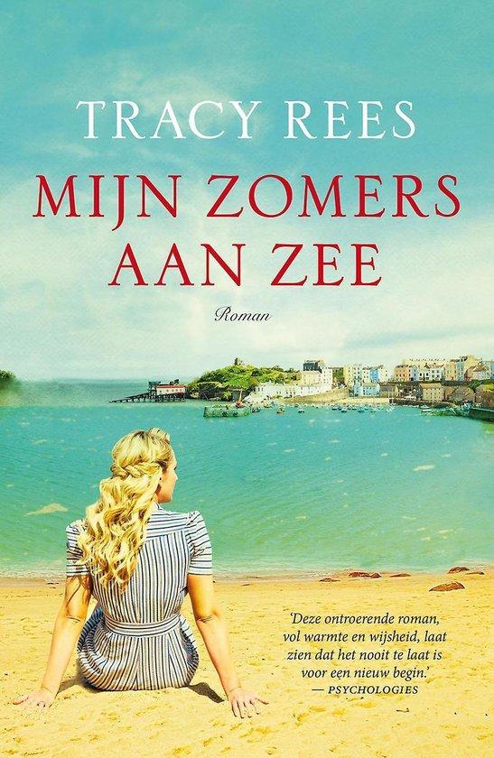 Boek cover Mijn zomers aan zee van Tracy Rees (Paperback)