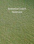 Basketball Coach Notebook