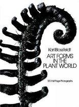 Boek cover Art Forms in the Plant World van Karl Blossfeldt