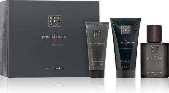 RITUALS The Ritual of Samurai Travel Shave Set