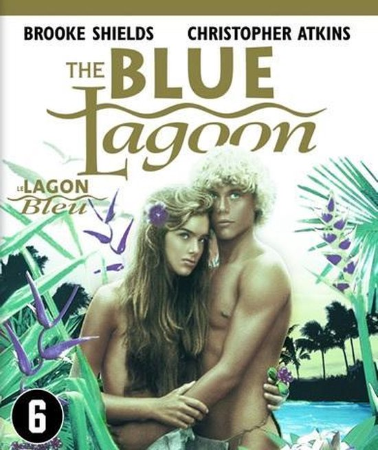 Cover van de film 'Blue Lagoon'