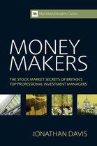 Boek cover Money Makers van Jonathan Davis