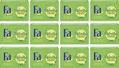 Fa Refreshing Lemon Zeeptabletten 12 x 100 gram