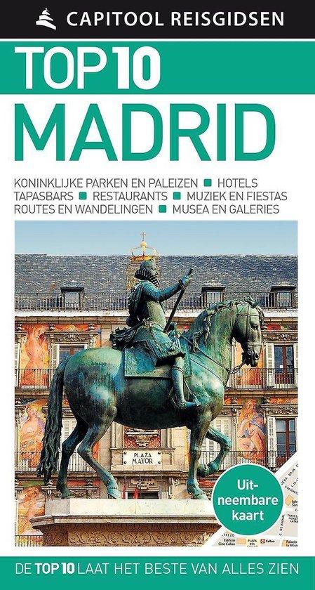 Capitool Reisgids Top 10 Madrid - Capitool |