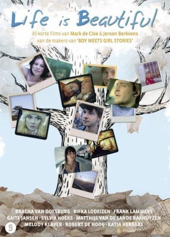 Cover van de film 'Life Is Beautiful'